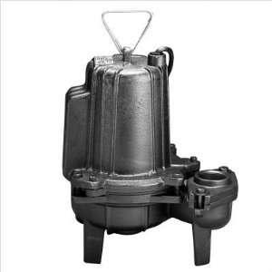 Cast Iron Heavy Duty Commercial Sewage Pump