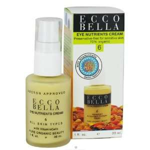 Ecco Bella Eye Nutrients Cream 1 fl. oz.Skin Therapy