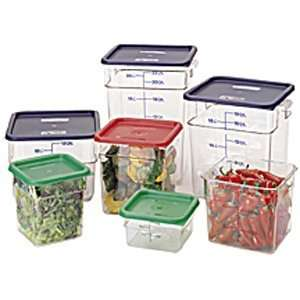 Storage Containers   Lids   Lid for 6 and 8 qt., Winter Rose, 6 Unit