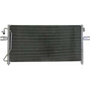 01 02 NISSAN FRONTIER truck A/C CONDENSER SUV, 4CYL, 6CYL