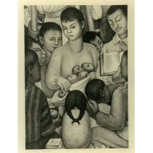 FRAMED oil paintings   Diego Rivera   24 x 32 inches   The