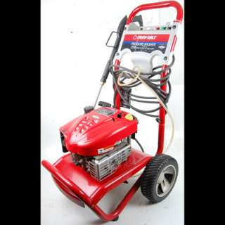 Troy Bilt Gas Powered Pressure Washer 2550 PSI 6.75 hp