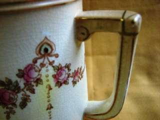CROWN DEVON ETNA SF & CO STOKE ON TRENT ENGLAND PITCHER