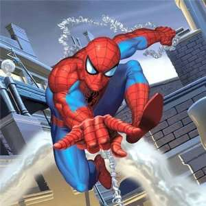 Spider Man Comic 2011 3D Wall Calendar