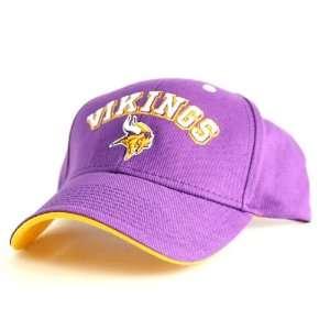 NFL Minnesota Vikings Purple Moon Baseball Hat Sports