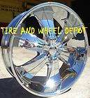 24 INCH V166 RIMS AND TIRES YUKON ESCALADE NAVIGATOR H3
