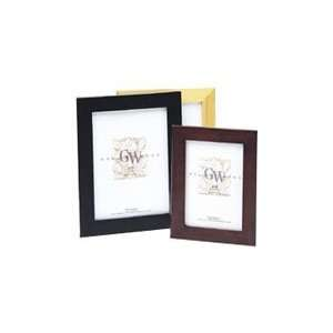 Gallery Flat top Wood Frame Rosewood 8x10 Arts, Crafts