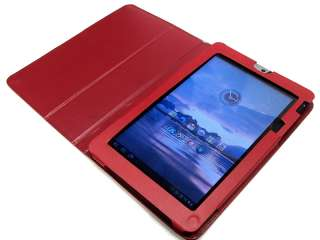 Leather Case Cover Stand for the Toshiba Thrive 10.1 Tablet PC