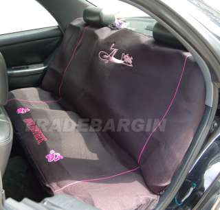 Pink Panther Car Mesh Seat Cover Front & Rear Full set 4pcs P4