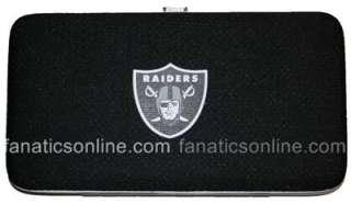 Oakland Raiders Purse Bag Tote Opera Hard Shell Wallet Womens Ladies