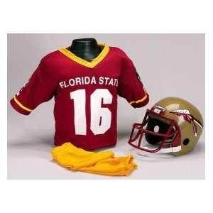 Florida State Seminoles FSU NCAA Youth Uniform Set Size Medium