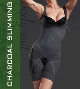 Slimming Body Suit Shaper with butt lifter bamboo