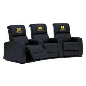 Theater chairs home theatre chair movie seats cinema black leatherette Home theater furniture amazon
