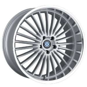 20x10 Beyern Multi (Silver) Wheels/Rims 5x120 (2010BYT205120S72)