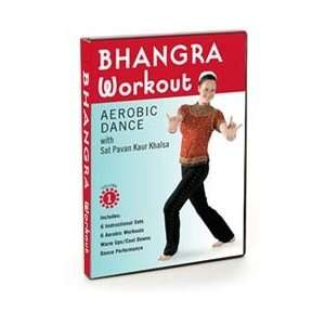 Bhangra Workout Vol. 1 with Sat Pavan Kaur: Sat Pavan Kaur