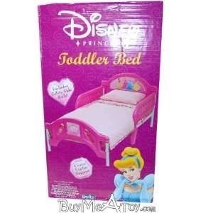 Disney princess Toddler Bed Frame with saftey sides