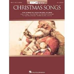 Big Book of Christmas Songs **ISBN 9780793507832**
