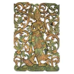Thep Leela, relief panel