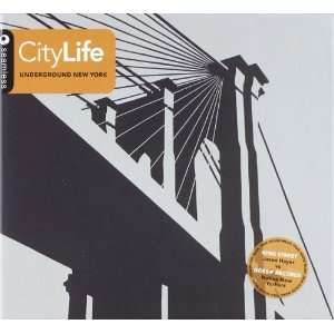 City Life   Underground New York: Various Artists: Music