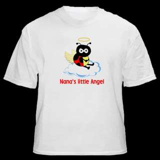 Nanas Nanas Little Angel Ladybug New T Shirt Shirt Tee