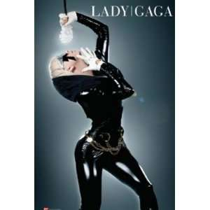 Lady Gaga The Fame Monster Pop Music Poster 24 x 36 inches