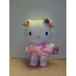 Sanrio Hello Kitty Ballerina Plush 4