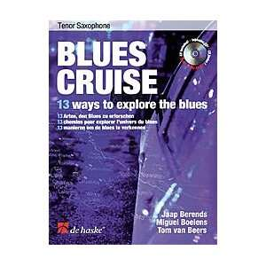 Blues Cruise Book With CD Tenor Sax