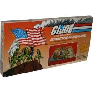 Joe A Real American Hero Adventure Board Game (1982) Toys & Games