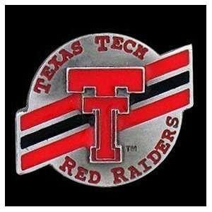 Texas Tech Red Raiders Pin   NCAA College Athletics Fan