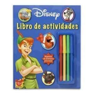 Coloring Book 48 Pages Spanish Disney Case Pack 48