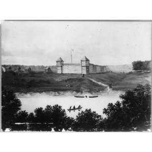 Fort Harrison,Terre Haute,Indiana,IN,c1815,Vigo County