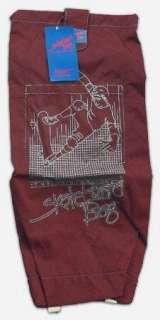 NOS The ORIGINAL Skateboard Duffle Bag MAROON