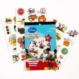 Disney Mickey Mouse & Friends Temporary Tattoos 50+ Body Stickers