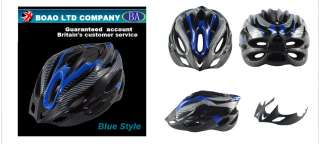Cycling Bicycle Bike Safety Helmet Adjustable Size Men Women