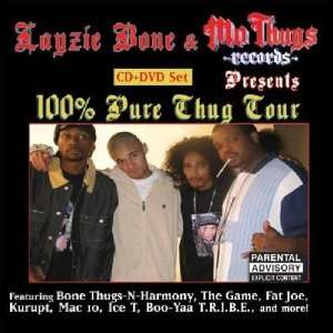 Thug Tour (Bonus Dvd) Layzie Bone & Mo Thugs Records Presents Music