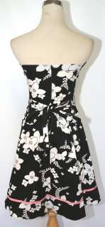 NWT TEEZE ME Black/ White Evening Cocktail Party Gown 3
