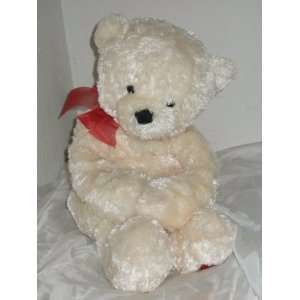 HALLMARK TEDDY BEAR PLUSH   12 INCHES SITTING Everything