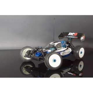 rc8 1 8 r c nitro buggy factory team kit rc brand associated