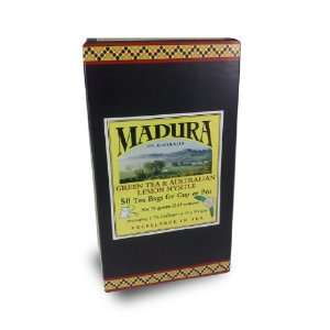 Madura Green Tea with Lemon Kit: Health & Personal Care