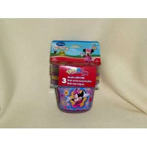 Disney Minnie Mouse Bowls Baby