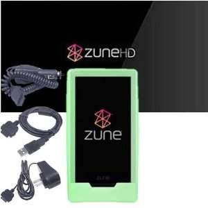 Zune HD Wall Charger + Microsoft Zune HD Sync Cable + Live*Laugh*Love