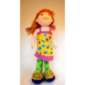 Groovy Girls Siri Rag DOll Toys & Games