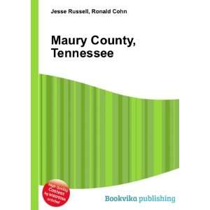 Maury County, Tennessee Ronald Cohn Jesse Russell Books