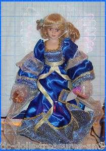PREMIER ED. DREAMS & TREASURES DOLL SWEET DREAMS ANGEL NO. 710A