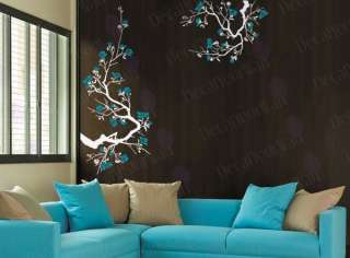 Large Wall Art Decor Vinyl Tree Forest Decal Sticker HW003