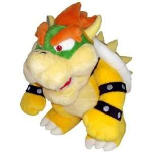 Nintendo Super Mario Bros. Bowser Plush Toys & Games