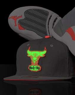 NEW ERA CHICAGO BULLS SNAPBACK CAP