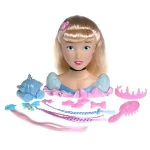 Disney Stylin Fun Cinderella   Color Change: Toys & Games