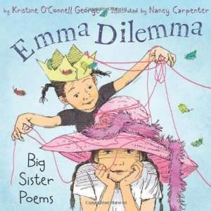 : Big Sister Poems [Hardcover]: Kristine OConnell George: Books