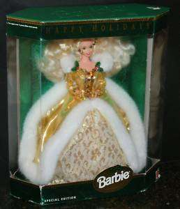 Barbie Happy Holidays 1994 Special Edition  NEW IN BOX
